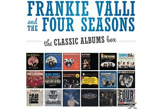 Frankie Valli & The Four Seasons - The Classic Albums Box - (CD)
