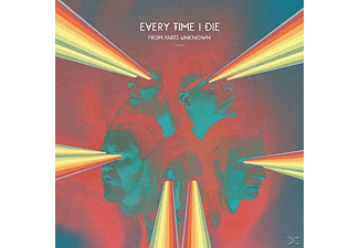 Every Time I Die - From Parts Unknown - (CD)