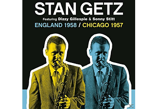 Stan Getz - England 1958/Chicago 1957 - (CD)
