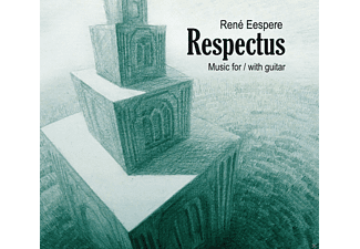 Tallinn Chamber Orchestra, VARIOUS - Respectus-Music For/With Guitar - (CD)