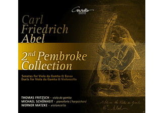 Werner Matzke, Thomas Fritzsch, Michael Schonheit - Gambensonaten Aus Der Pembroke Collection - (CD)
