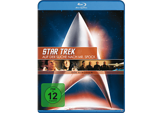 Star Trek 03 - Auf der Suche nach Mr. Spock Science Fiction Blu-ray