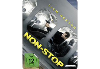 Non-Stop (Limited Steelbook Edition) - (Blu-ray)