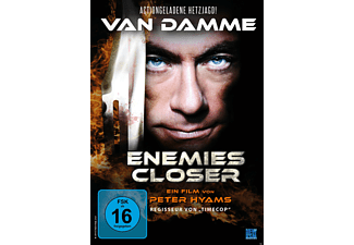 Enemies Closer - Bad Country - (DVD)