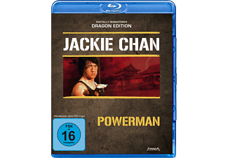 Powerman (Dragon Edition) - (Blu-ray)