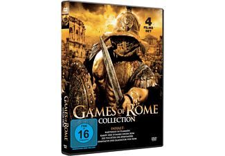 Games of Rome Collection - (DVD)