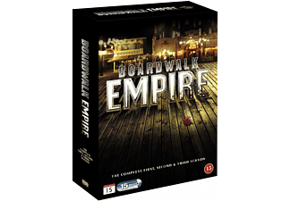 Boardwalk Empire S1-3 DVD