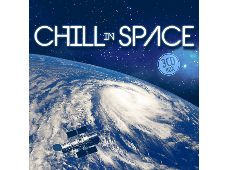 VARIOUS - Chill In Space [CD]