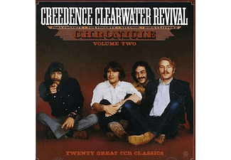 Creedence Clearwater Revival - Chronicle Vol. 2 (CD)