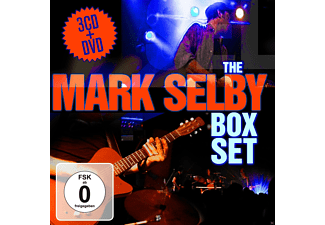 Mark Selby - The Mark Selby Box Set - (CD + DVD Video)