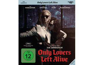 Only Lovers Left Alive - (Blu-ray)