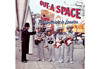The Spotnicks - Out-A-Space - (CD)