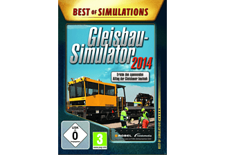 Gleisbau-Simulator 2014 (Best of Simulations) - PC