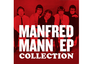 Manfred Mann's Earth Band - Ep Collection (7x Mcd) - (CD)