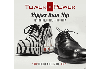 Tower of Power - Hipper Than Hip - (CD)
