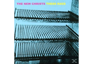The New Christs - These Rags: Pedestal / Woe Betide - (CD)