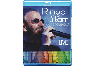 Ringo Starr, The Roundheads - Ringo Starr And The Roundheads - Live - (Blu-ray)