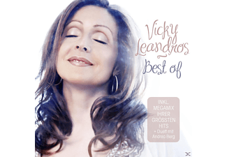 Vicky Leandros - BEST OF - (CD)