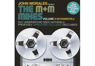 John Morales - The M+M Mixes Volume 3 - (CD)
