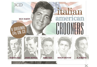 VARIOUS - Italian-American Crooners [CD]