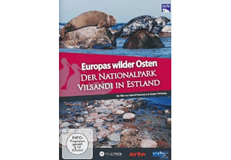 Europas Wilder Osten - Der Nationalpark Vilsandi in Estland - (DVD)