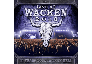 VARIOUS - Live At Wacken 2013 - (CD)