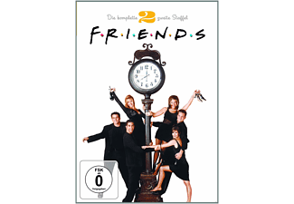 Friends - Staffel 2 - (DVD)