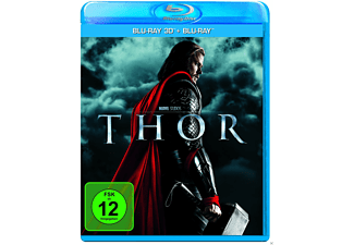 Thor (3D+2D) Action Blu-ray 3D