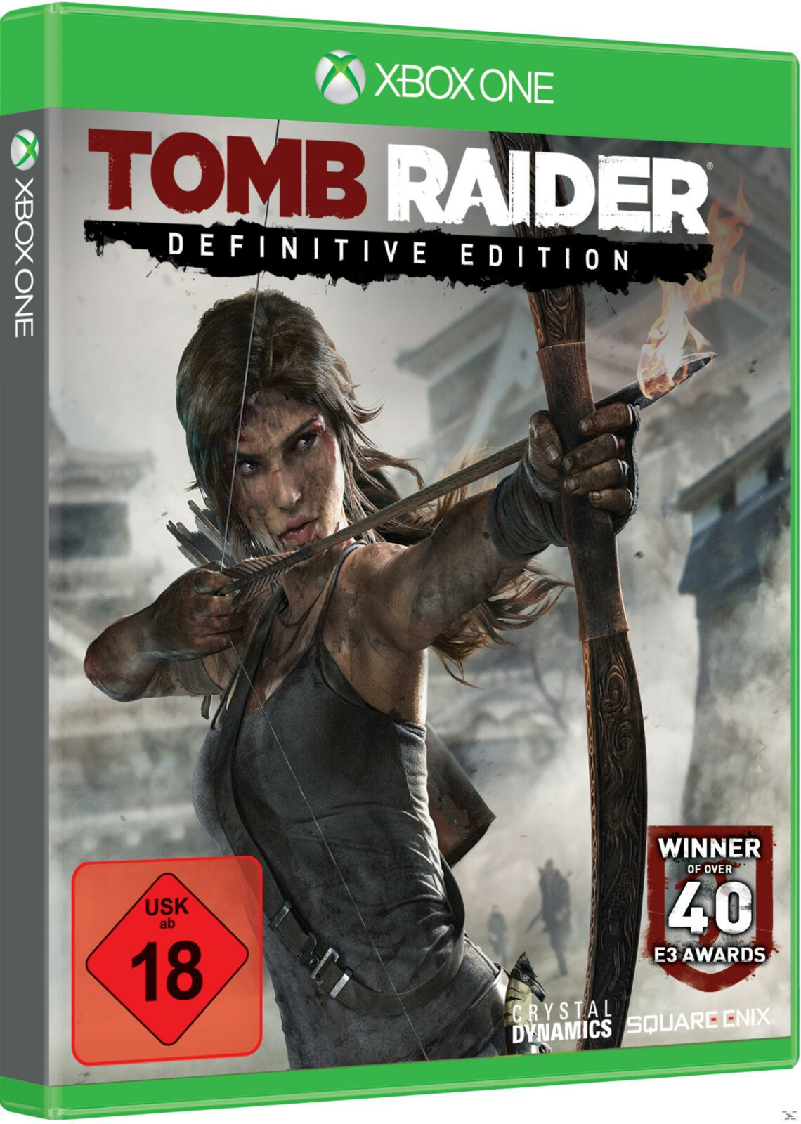 Tomb Raider Definitive Edition Xbox One Xbox One Ebay