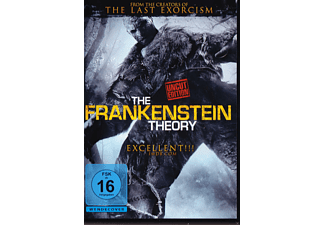 The Frankenstein Theory - (DVD)