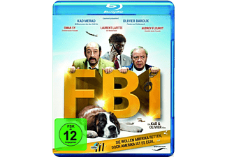 FBI - Female Body Inspectors - (Blu-ray)