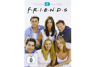 Friends - Staffel 9 - (DVD)