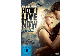 How I Live Now - (DVD)