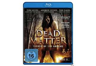 DEAD MATTER - TERROR OF THE UNDEAD - (Blu-ray)
