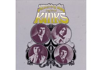 The Kinks - Something Else by the Kinks (CD)