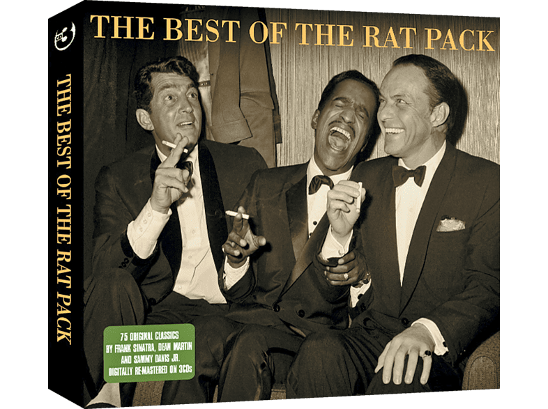 The Rat Pack - The Best Of [CD]