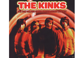 The Kinks - The Kinks Are The Village Green Preservation (CD)