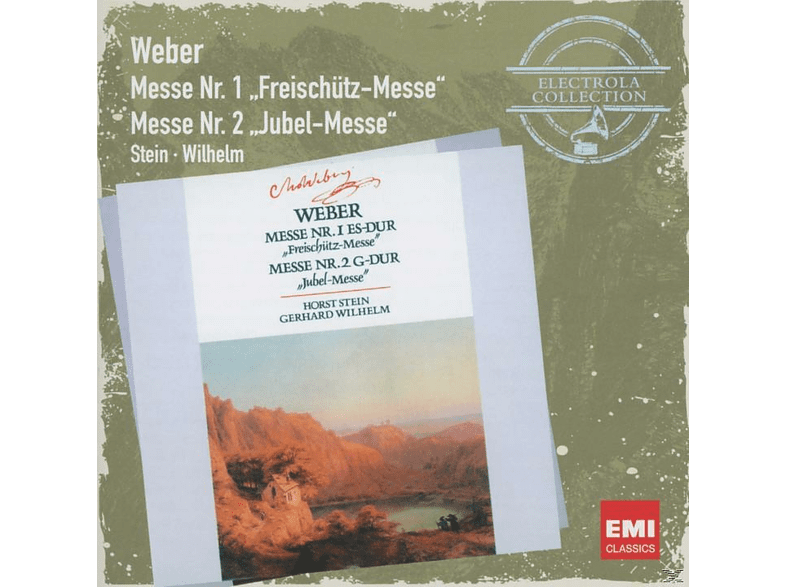 Stein, Wilhelm, VARIOUS - Messen 1 & 2 [CD]