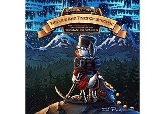 Tuomas Holopainen - The Life And Times Of Scrooge [CD]