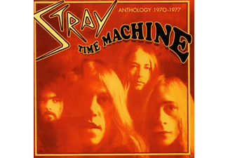 Stray - Time Machine - Anthology 1970-1977 - (CD)