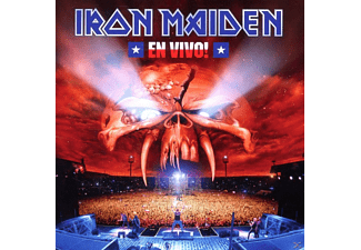Iron Maiden - En Vivo! Live In Santiago De Chile - (CD)