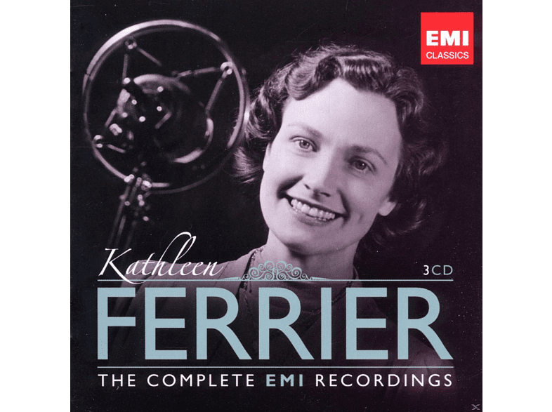 Kathleen Ferrier, VARIOUS, Various Orchestra - The Complete Emi Recordings [CD]