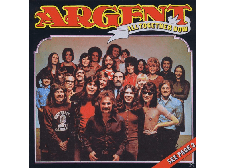 Argent - All Together Now (Expanded+Remastered Edition) [CD]
