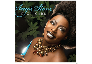 Angie Stone - Rich Girl - (CD)