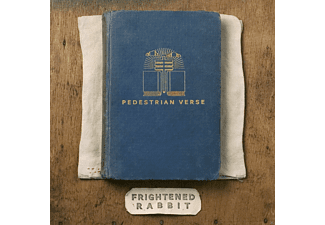 Frightened Rabbit - Pedestrian Verse - (CD + DVD)