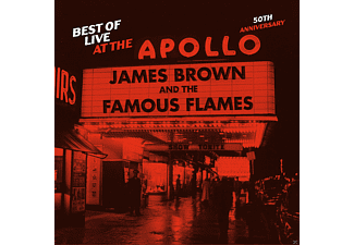Brown, James / Famous Flames, The - Best Of Live At The Apollo: 50th Anniversary - (CD)