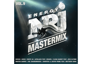 VARIOUS - Energy Mastermix Vol. 9 - (CD)