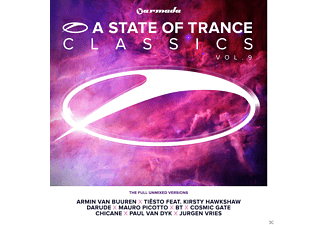 VARIOUS - A State Of Trance Classics Vol. 9 - (CD)