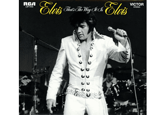 Elvis Presley - That's The Way It Is | CD