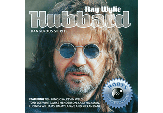 Ray Wylie Hubbard - Roots Collections - Dangerous Spirits - (CD)